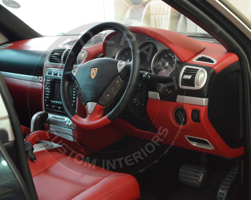 Automotive Car Interiors In Delhi Noida Ghaziabad Autocraft